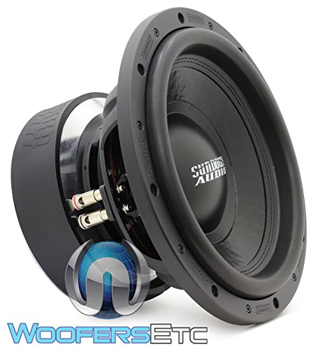 "Sundown Audio U-12 D4 12"" 1500W RMS Dual 4-Ohm U-Series"