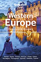 Lonely Planet Western Europe Phrasebook & Dictionary 6