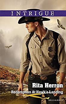 Redemption At Hawk's Landing (Badge of Justice Book 1) by [Rita Herron]