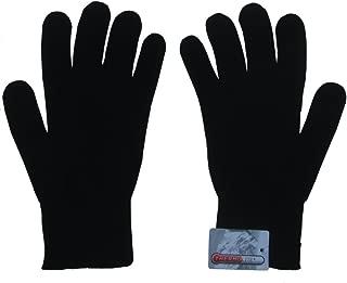 Thermolite - Forro térmico para guantes, color negro, talla