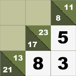 Kakuro Premium(Sudoku puzzles)