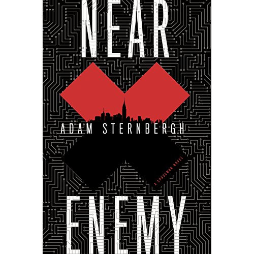 Near Enemy audiobook cover art