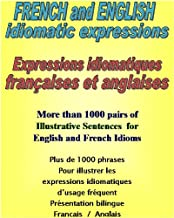 French and English Idiomatic Expressions