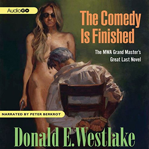 The Comedy is Finished audiobook cover art