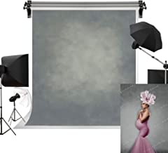 Kate 6.5x10ft/2m(W) x3m(H) Light Grey Texture Backdrop Portrait Photography Backdrops Gray Abstract Background Photography Studio Props for Photographer
