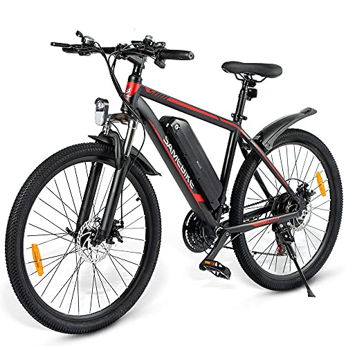 SUNWEII Mountainbike Elektrofahrrad...