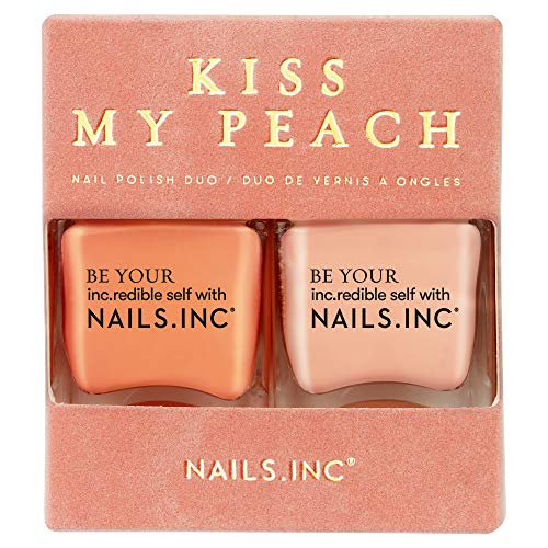 Nail Polish Duo - Kiss My Peach Collection (11249)