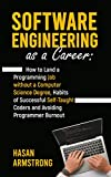 Software Engineering as a Career...