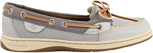 Sperry Wohommes, Angelfish Boat chaussures gris MESH 7.5 M
