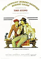 The Sting Poster (70cm x 100cm)