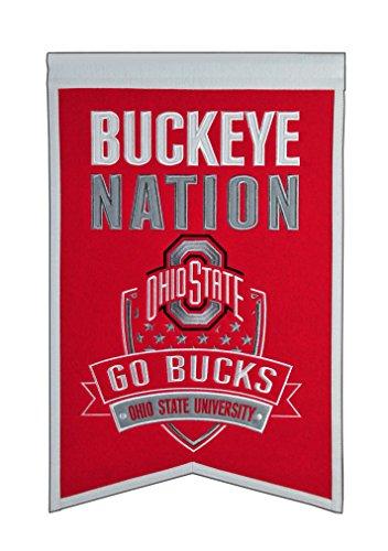 Winning Streak NCAA Ohio State Buckeyes Nations Banner