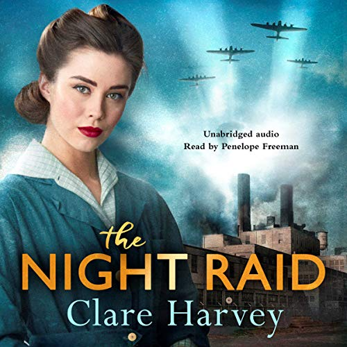 Couverture de The Night Raid
