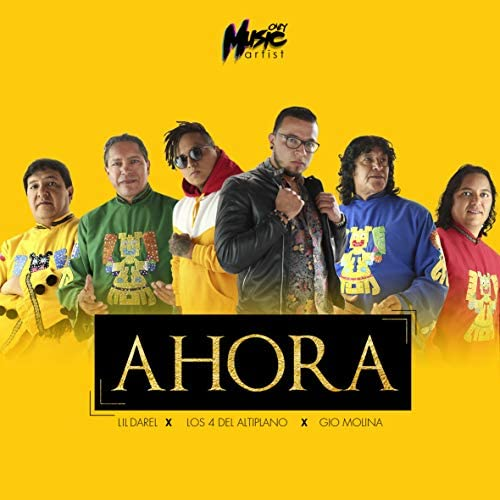 Los 4 Del Altiplano, Gio Molina & Lil Darel