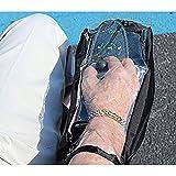 Rziioo Impermeable de la Cubierta de la Palanca de Mando de la Silla de Ruedas, Protector de la Silla de Ruedas, Cubierta del Controlador de Scooter de Movilidad