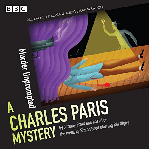 Charles Paris: Murder Unprompted audiobook cover art