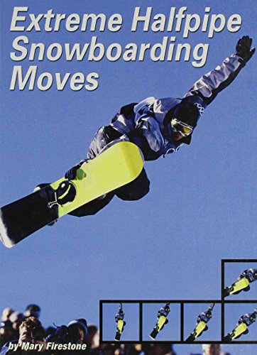 Extreme Halfpipe Snowboarding Moves
