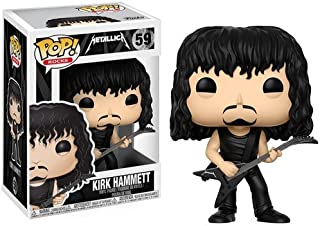 Funko Pop! Rocks: Metallica -Kirk Hammett Collectible Figure