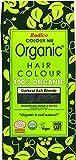 Radico Colour Me Organic - Tinte para el cabello vegetal, rubio ceniza muy oscuro (orgánico, vegano, cosmética natural) SDuAsch