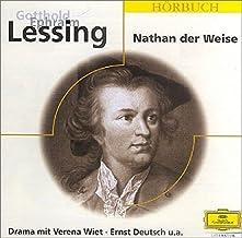 Nathan der Weise: Drama mit Ernest Deutsch, Veronika Werl (Eloquence Hörbuch)