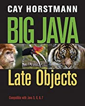 Big Java: Late Objects 1e + WileyPLUS Registration Card
