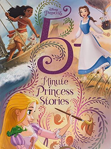 Disney Princess 5-Minute Princess Stories (5-Minute Stories)
