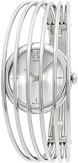 Calvin Klein Womens Analogue Quartz Watch with Stainless Steel Strap K9923120