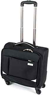 Suitcase Trolley Luggage Bag Carry On Business Case 4 Wheels