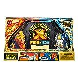 TREASURE X Tesoro X S4 Paquete de Bestias Extintas Fuego vs Hielo | Nueva versión 2020