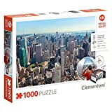 Clementoni - Puzzle Virtual Reality 100 Piezas New York (39401)