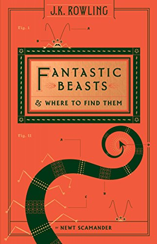 FANTASTIC BEASTS & WHERE TO FI (Harry Potter)