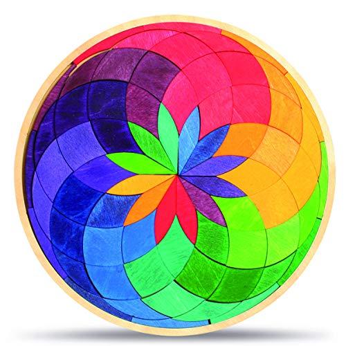Grimms Spiel Und Holz Design Grimm's Kreis Farbspirale klein - 2