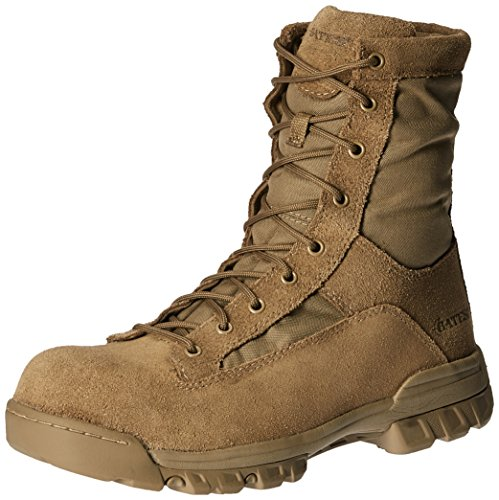 Bates Men's Ranger II Hot Weather Composite Toe Military & Tactical Boot, Coyote, 7 M US
