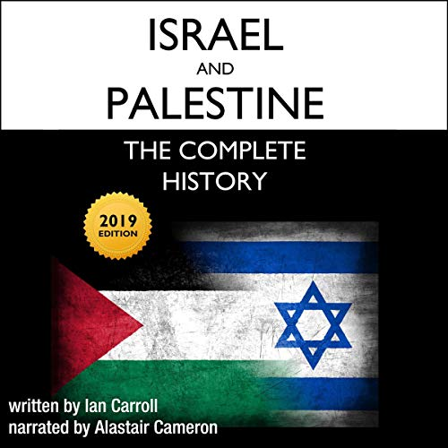 Israel and Palestine, 2019 Edition audiobook cover art