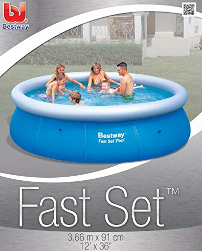 "Fast Set 12' x 36"" Pool Set"