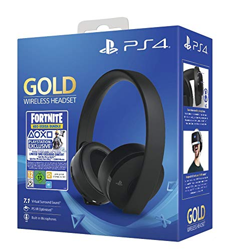 casque officiel ps4 qui marche plus