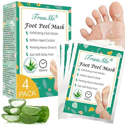 Exfoliante Pies, Peeling Pies, Foot Peel Mask, Mascarilla para pies para Eliminar...