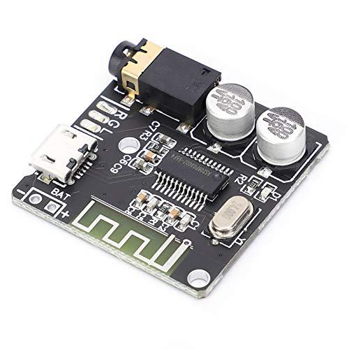 CUEA Module de réaménagement d'amplificateur, Module de Lecteur de décodage Audio Carte de décodeur Ultra-Petite pour Audio de Voiture pour Audio Domestique pour Audio Bluetooth