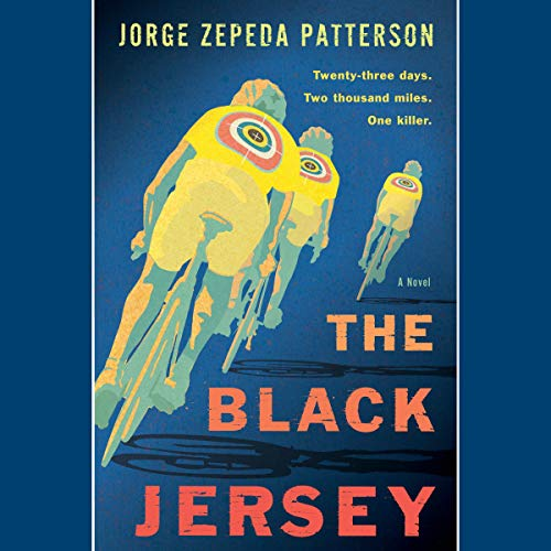 The Black Jersey audiobook cover art