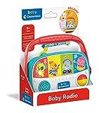 Zoom IMG-1 clementoni baby radio giocattolo prima