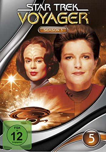 Star Trek - Voyager/Season-Box 5 [7 DVDs]