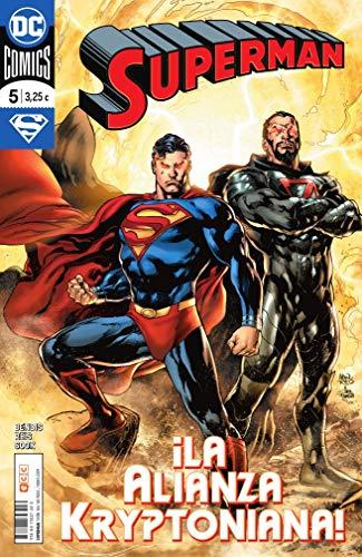 Superman núm. 84/ 5 (Superman (Nuevo Universo DC))