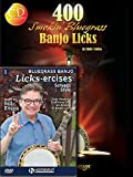 Banjo Licks Pack: Everything You Need to Start Playing Bluegrass Banjo Today! [With DVD and Free Web Access] - Eddie Collins
