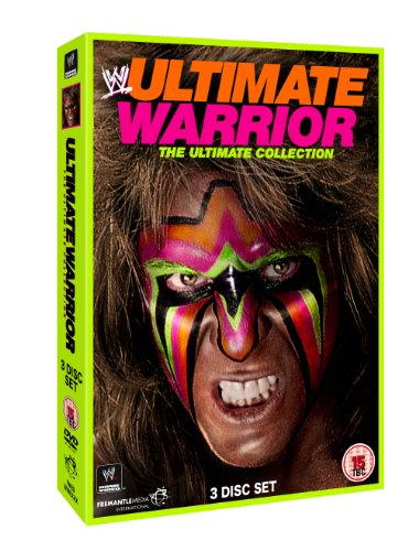 WWE: Ultimate Warrior - The Ultimate Collection [DVD] [UK Import]