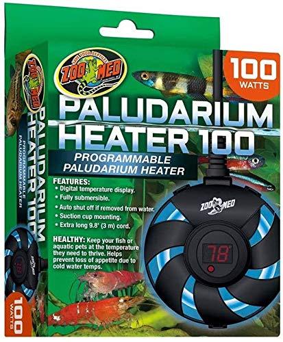 동물원 의대 PALUDARIUM 히터 100 와트-4 팩