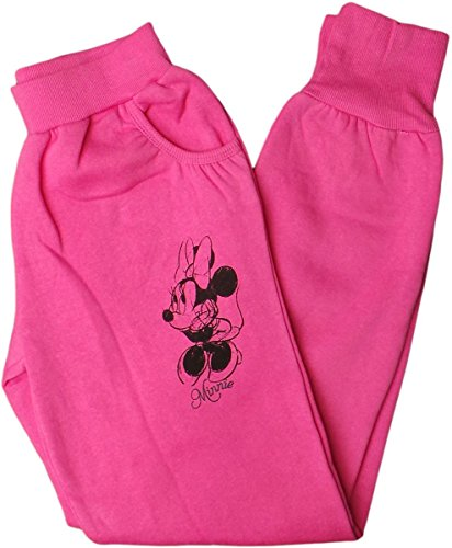 Disney Minnie Maus Jogginghose mit Motiv - Trainiere mit Minnie Maus - Pink