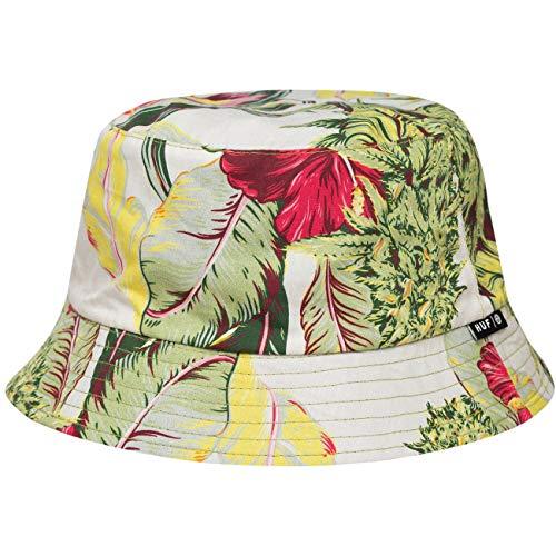 L/XL(約62cm) ハフ HUF PARAISO BUCKET HAT NATURAL/ナチュラル バケット ハット 帽子