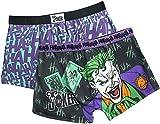 Joker Pack de 2 Boxers (Multicolor)