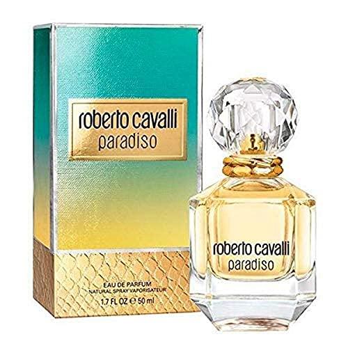 Roberto Cavalli Paradiso femme/woman, Eau de Parfum, Vaporisateur/Spray, 1er Pack (1 x 50 ml)