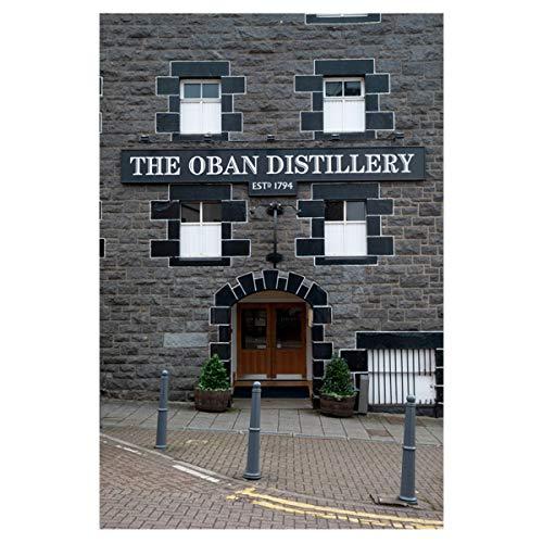 Oban Highland Single Malt Scotch Whisky - 7