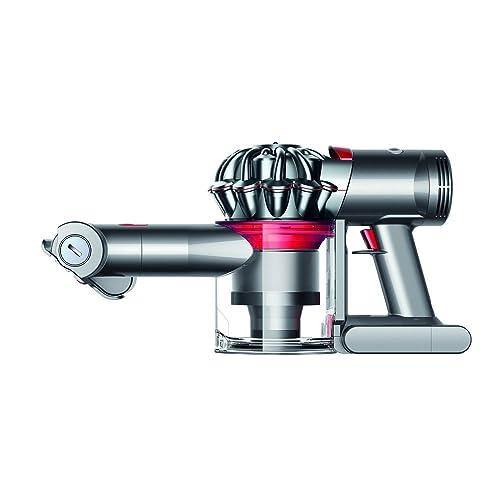 Dyson 232710-01 V7 Trigger Aspirateur à Main Nickel/Rouge, 2.73 kilograms, Gris